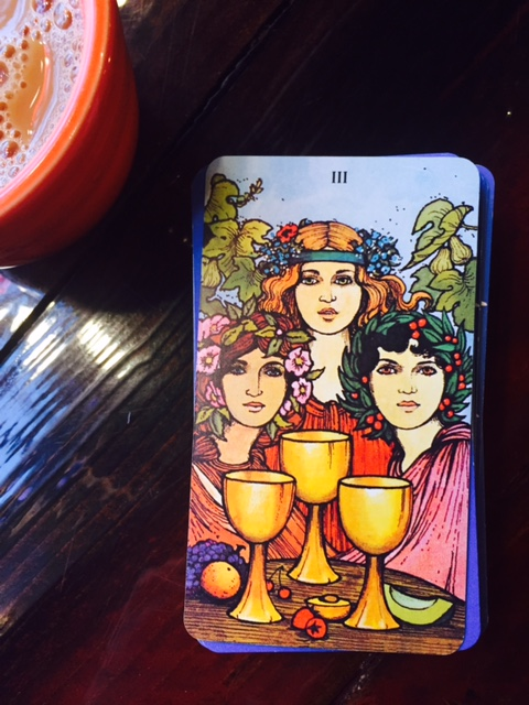 3 of Cups(11)