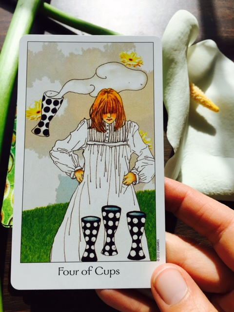 four of cups(11)