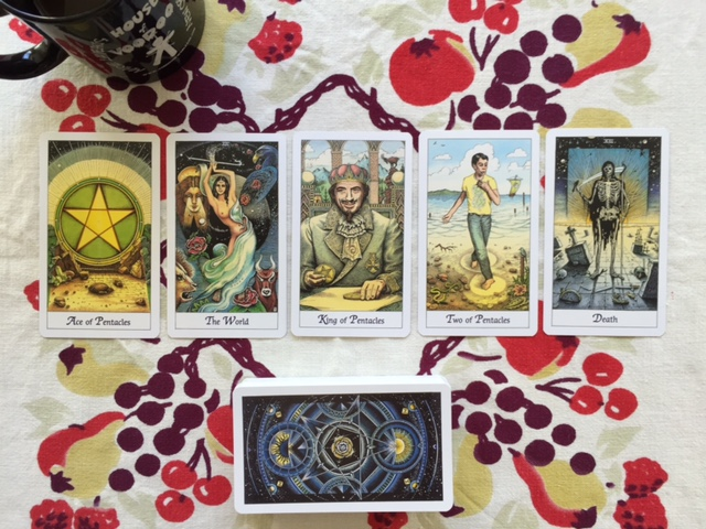 healthy boundaries – Page 2 – TAROT FOR THE TIMES