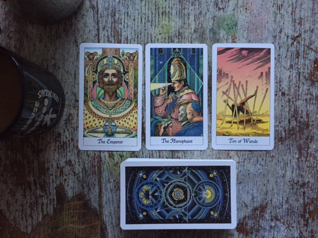 Weekend Tarot Forecast (13)