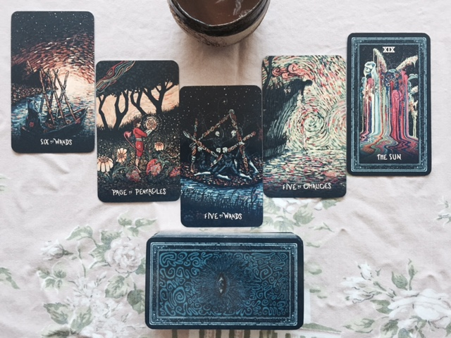 five day tarot forecast