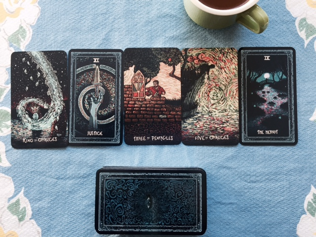 five day tarot forecst(13)