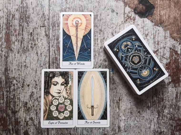Weekend Tarot Forecst(18)