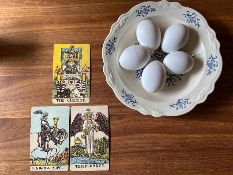Weekend Tarot Forecast